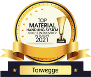 Top material handling system solution provider in europe 2021